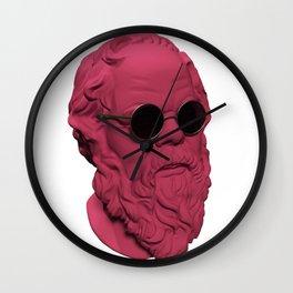 Socrates Wall Clock