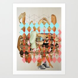 One Thousand and One Night · Dream 50 Art Print