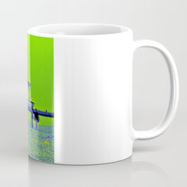 "GHOSTSHIP - Baltic Sea - ""VACANCY zine"" Coffee Mug"