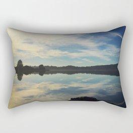 Highway mirror Rectangular Pillow
