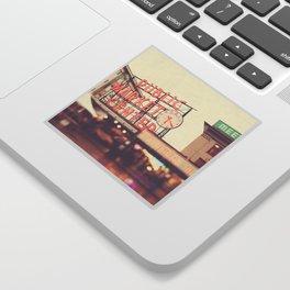 Seattle Pike Place Public Market photograph, 620 Sticker
