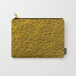 Damaged gold Carry-All Pouch