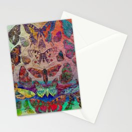 Butterflies & Moths Stationery Cards