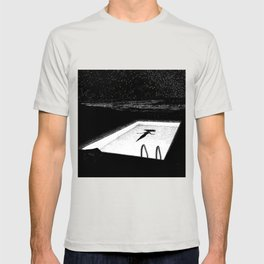 asc 593 - Le silence des cigales (The midnight lights) T-shirt