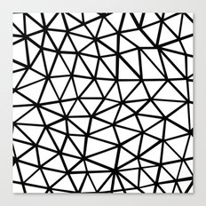 Seg Zoom 1B Canvas Print