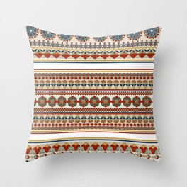 Pattern RB 101 Throw Pillow
