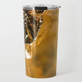 Goldie Seven Foil Face Travel Mug