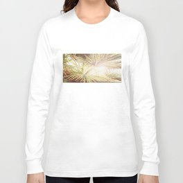 Easy living... in the summer time Long Sleeve T-shirt