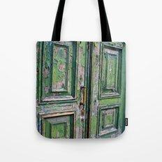 Green Door 3 Tote Bag
