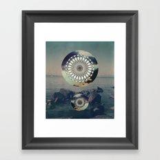 Transdescence Framed Art Print