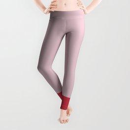 Candy Color Block Leggings