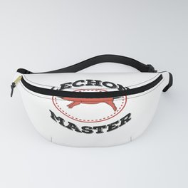 Lechon Master Funny Barbecue Filipino Food product Fanny Pack