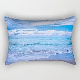 blue nuances #society6 #decor #buyart Rectangular Pillow