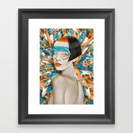 """""""Gone"""" Framed Art Print"""