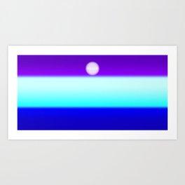 uksteffie1-PEACE Art Print