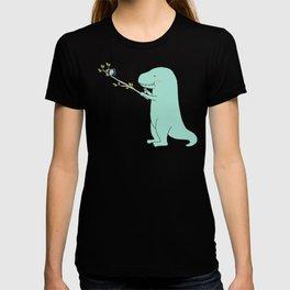 Selfie T-Rex T-shirt