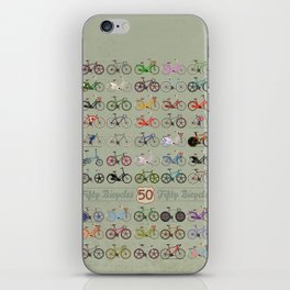 Bicycle iPhone Skin