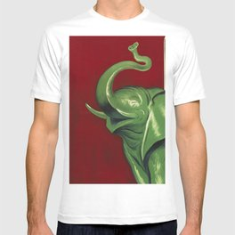 Bourdou grand quinquina aperitif contre les fievres - Leonetto Cappiello 1926 T-shirt