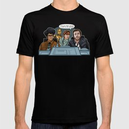 IT Crowd Wars T-shirt