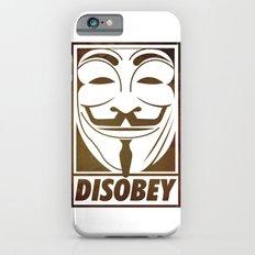 Disobey iPhone 6 Slim Case