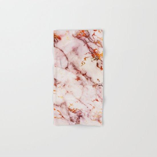 Marble Effect #4 Hand & Bath Towel