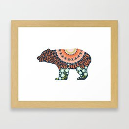 The Bare Necessities. The Jungle Book. Framed Art Print