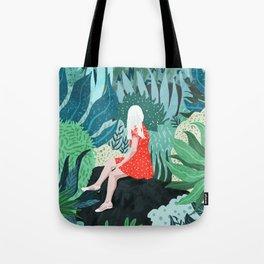 Forest Gaze Tote Bag