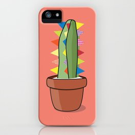 Cactu iPhone Case