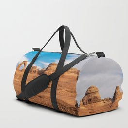 Delicate Arch 0414 - Arches National Park, Moab, Utah Duffle Bag