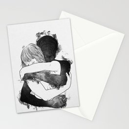 I would keep you forever. Stationery Cards