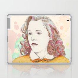 Lorraine Baines - Secondary character? Never! Laptop & iPad Skin