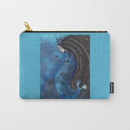 The Seal Woman Carry-All Pouch