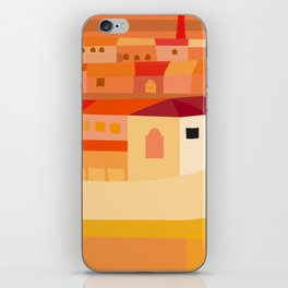 Village in Fall Colors iPhone Skin