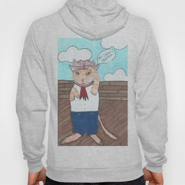 Captain Kitty Hoody