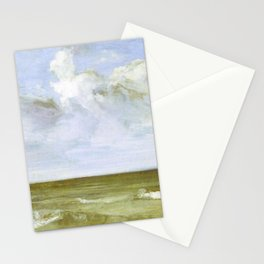 The Sea By James Mcneill Whistler | Reproduction Stationery Cards