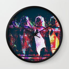 take me to the water Wall Clock