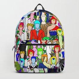 Tokyo Punks One Backpack