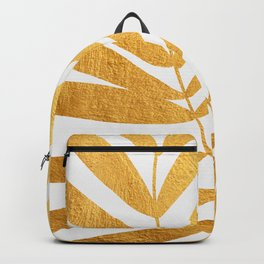 Golden leaf X Backpack