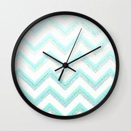 NUDE MINT  Wall Clock