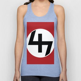 Capital STEEZ 47 Unisex Tank Top