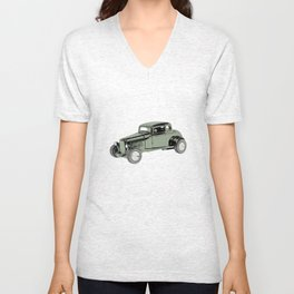 1932 Ford Coupe Unisex V-Neck