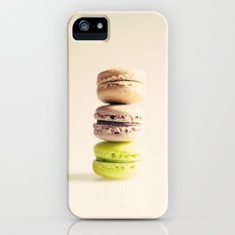 Macaroons  iPhone Case