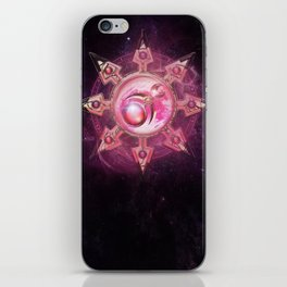 Chaos Icon - Slaanesh iPhone Skin