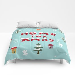 Home for Xmas Comforters