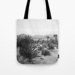 The Place to be in Joshua Tree Tote Bag