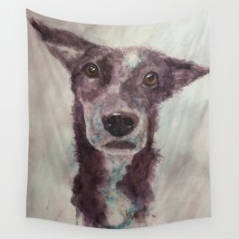 Parson, the cattle dog Wall Tapestry