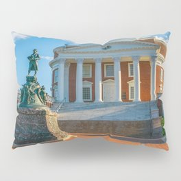 Virginia Charlottesville Campus Print Pillow Sham