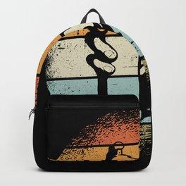 Graffiti Sprayer Design Backpack