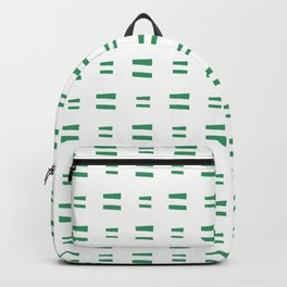 flag of andalusia Backpack