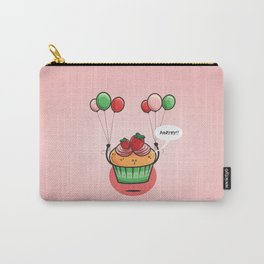 Party Cupcake Carry-All Pouch